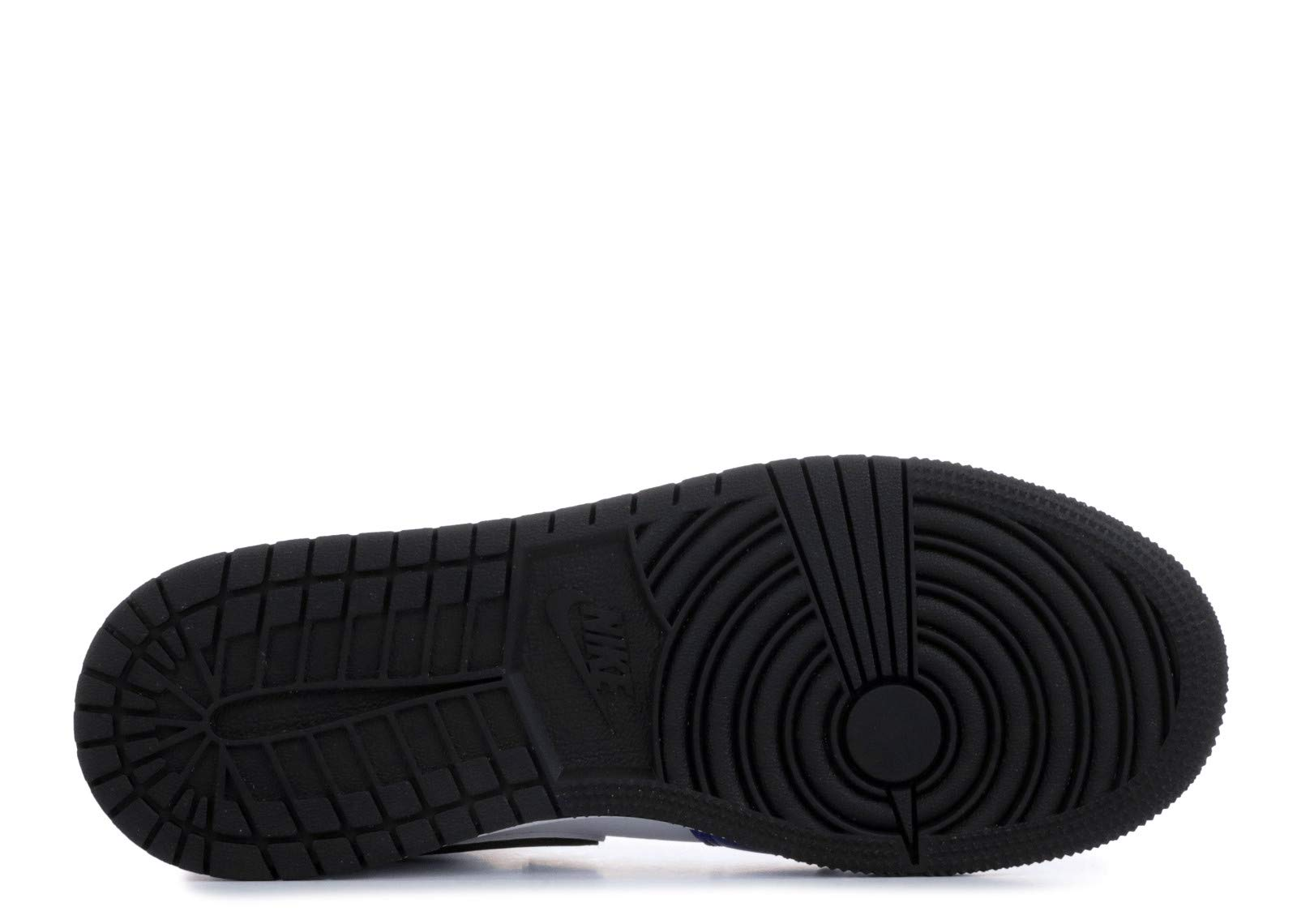 Nike Boys' Air Jordan 1 Mid (GS) Shoe Scarpe da Basket