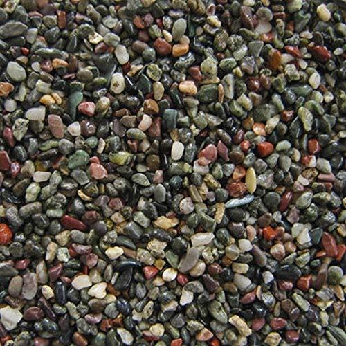 ORBIT 15 Kg Edelkies Körnung mittel Premium Qualität Bodengrund Aquarium Kies Sand Bunt Natur Aquariumkies
