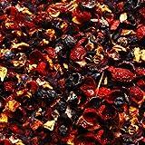 Früchtetee lose Zimt-Pflaumen Früchtchen Hagebutten, Apfel, Pflaumen, Hibiskus, Koriander, Zimt Früchte Tee 500g