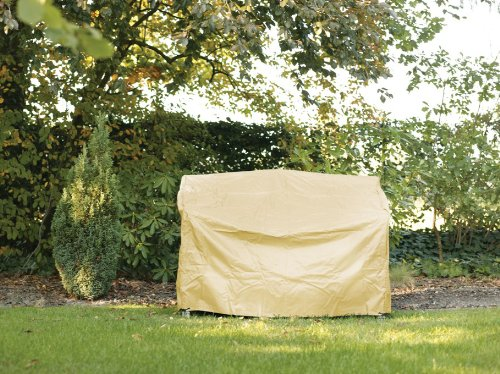 Videx 22169 Cover Gartenbank 190 x 66 x 89 cm beige