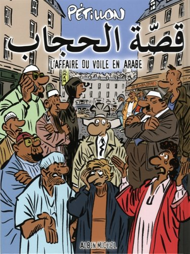 Jack Palmer : L'affaire du voile en arabe