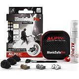 Alpine MusicSafe Pro Bouchons d'oreilles : protections auditives pour musiciens - Haute fidélité du son - 3 jeux de Ffltres i