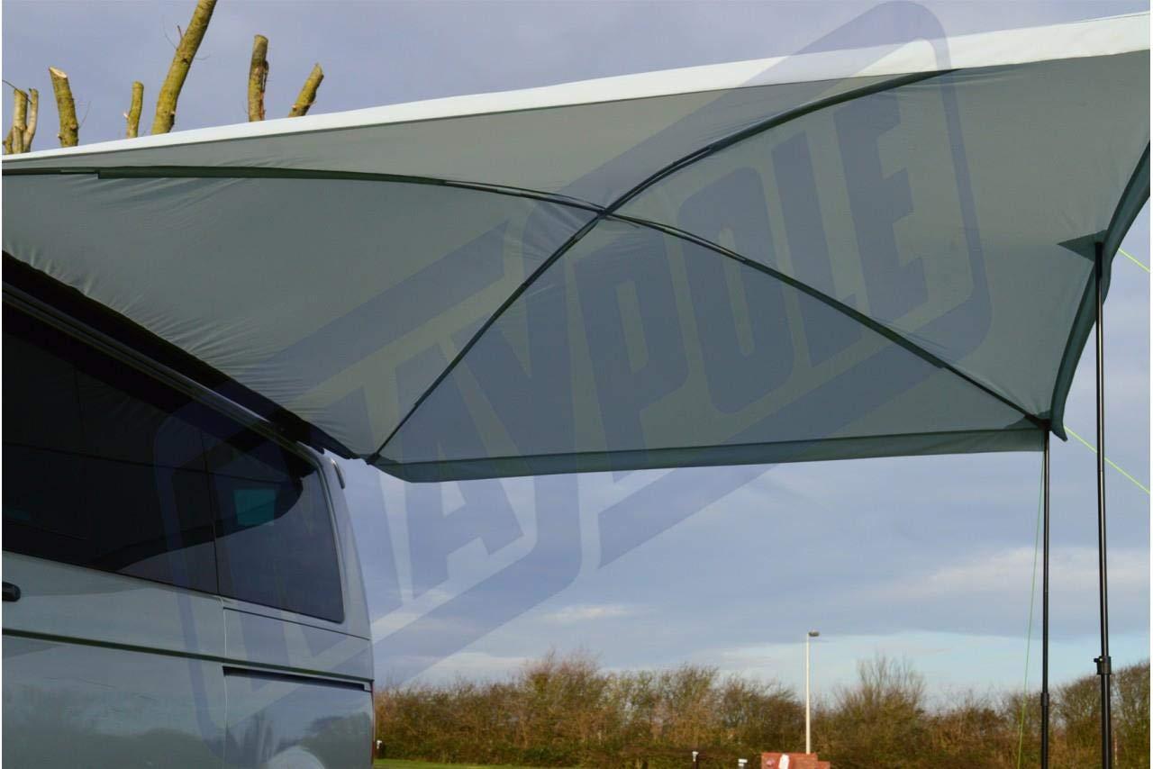 UKB4C Universal Campervan Awning/Sun Canopy Sunshade Motorhome Van 4