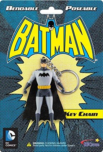 Batman Bendable Keyring by NJ Croce