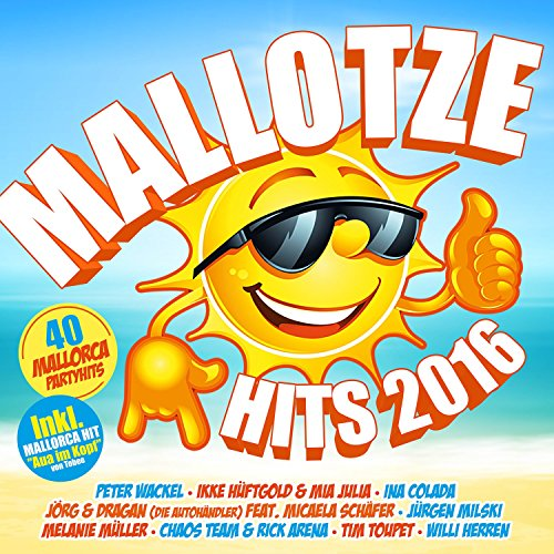 Mallotze Hits 2016