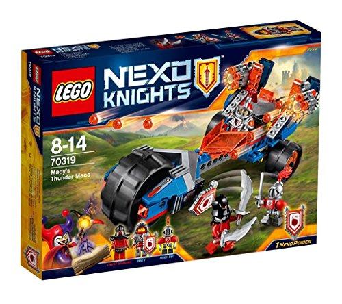 LEGO 70319 Nexo Knights Macys Thunder Mace Construction Set