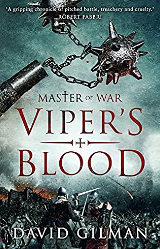 book cover of Viper's Blood