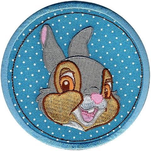 Disney Baby - Parche termoadhesivo, diseño de conejo Tambor