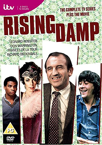 Rising Damp - Complete Collection DVD