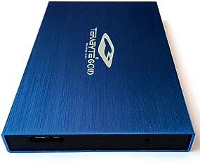 Zuvi-tech Hard Drive Case (2.5-inch,Blue)