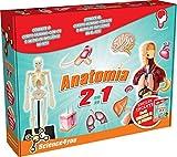 Science4you Anatomie 2in 1, Spielzeug Bildung und wissenschaftlichen (602656)