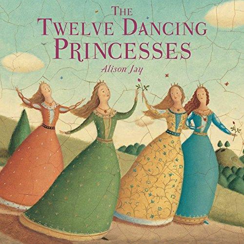 The Twelve Dancing Princesses por Alison Jay