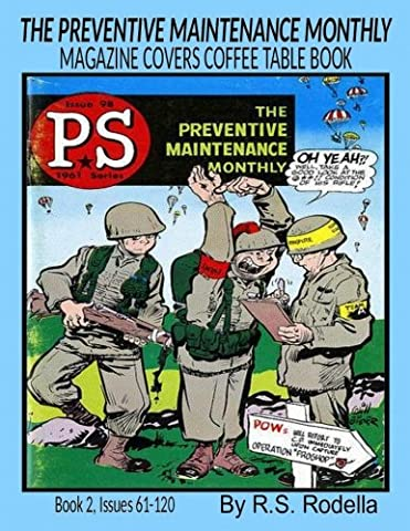 The Preventive Maintenance Monthly Magazine Covers: Coffee Table Book: Volume 2