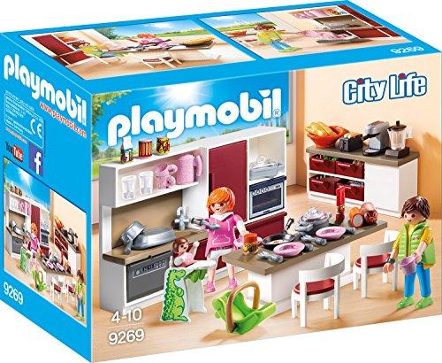 Gebraucht, PLAYMOBIL 9269   Große Familienküche Gebraucht Kaufen Wird An  Jeden Ort In Deutschland