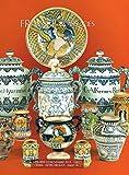 MAJOLIQUES : Pièces de PHARMACIE ( 2 Collections Privées)ST CLOUD-LUNEVILLE-ROUEN-MONTPELLIER-LYON-NEVERS-ITALIE-ESPAGNE-SAVONE-VENISE-DELFT-DERUTA-FAENZA-URBINO Vente du 25/11/2015 Fraysse & Associés...