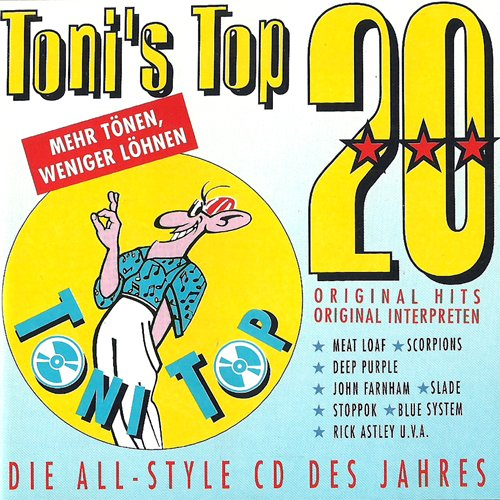 (Compilation CD, 20 Tracks, Various incl. Stoppok - Confusion) Accept - Winter Dreams / Slade - My Oh My / Meat Loaf - Modern Girl / Deep Purple - Love Conquers All / Latin Quarter - No Rope As Long As Time / John Farnham - You're The Voice u.a. Deep Winter Parka
