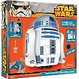 Star Wars - R2D2 radiocontrol hinchable con sonido (Underground Toys BTSW002)