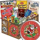Santa | Schokoladen Set | Geschenkset DDR | Geschenk zu Weihnachten für Ehemann