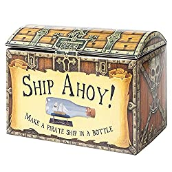 Ship In A Bottle Kit Ship Ahoy House Of Marbles
