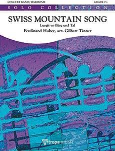 Swiss Mountain Song - Concert Band/Harmonie - SET