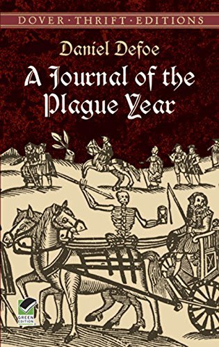 Air Cart (A Journal of the Plague Year (Dover Thrift Editions) (English Edition))
