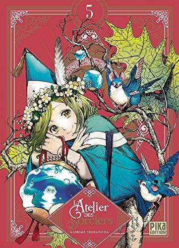 L'Atelier des Sorciers Edition collector Tome 5