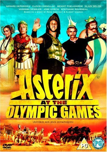 Bild von Asterix At The Olympic Games [UK Import]