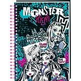 Monster High: A5suave Tapa espiral cuaderno