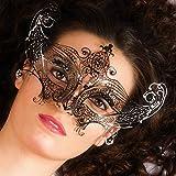 Carnival Toys - Máscara para disfraz de adulto Gato (706)