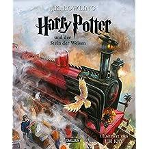 Harry Potter und der Stein der Weisen (vierfarbig illustrierte Schmuckausgabe)