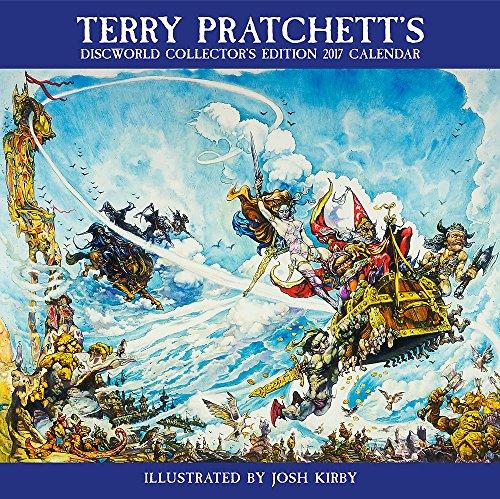 Terry Pratchett's Discworld Collectors' Edition Calendar 2017