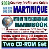 2008Land Profil und Guide To martinique- National Travel Führer und Handbuch?French West Indies, Französisch Antillen, Mount Pelee Volcano, Landwirtschaft (Zwei CD-ROM Set) -