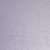 Fensterfolie Statisch VITROSTATIC WASSERTROPFEN Sichtschutz Folie, PVC, ohne Phthalate, transparent, 90cm x 1,5m, 200µm (Stärke: 0,2mm), Venilia 54342