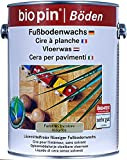 Biopin Fußbodenwachs 2,5L farblos