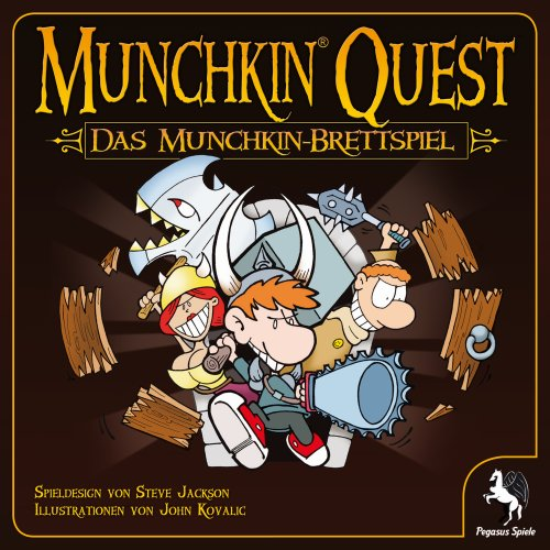 pegasus-spiele-51950g-munchkin-quest-das-brettspiel