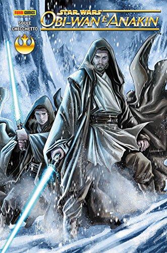 Obi-Wan e Anakin. Star Wars