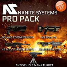 PlanetSide 2 - Nanite Systems Pro Pack [Online Game Code]