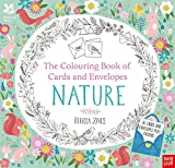 The National Trust: Colouring Book of Cards and Envelopes: Nature (Colouring Books of Cards and Envelopes)
