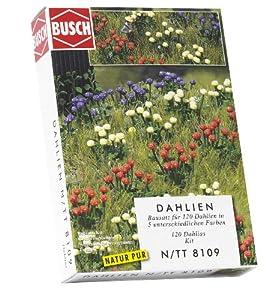 Busch - Juguete de modelismo ferroviario N escala 1:148 (BUE8109)