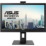 "ASUS BE24DQLB 24"" (23.8"") Monitor, FHD, 1920 x 1080, IPS, DP, HDMI, DVI-D, D-Sub, Webcam con Mic Array, Mini-PC Mount Kit, Fl"
