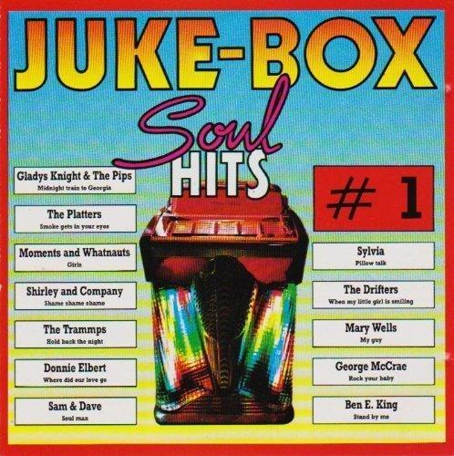 Price comparison product image JUKE - BOX SOUL HITS 1 [CD 1990] Disky WMCD 5503,  EAN: 8711539002534
