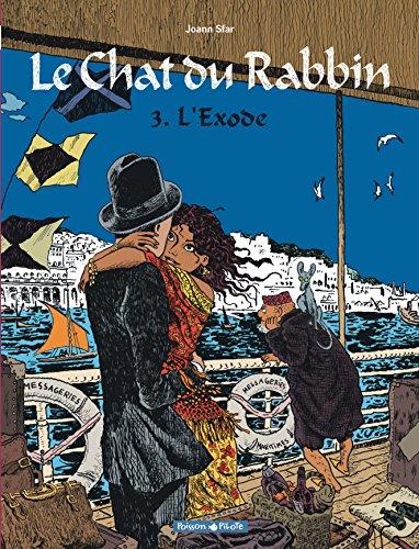 Le Chat du Rabbin, Tome 3 : L'Exode