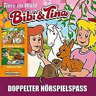 Tiere im Wald (Das kleine Rehkitz & Bibi und Tina retten die Biber)
