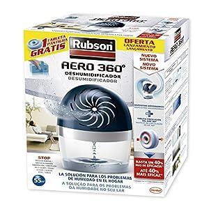 humedades: Rubson Aero 360 450 G deshumificador que limpia el aire, el olor y evita el moho