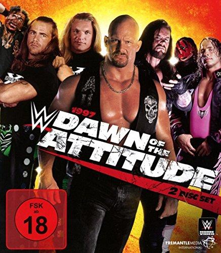 WWE: 1997 Dawn of the Attitude Era [Blu-ray]