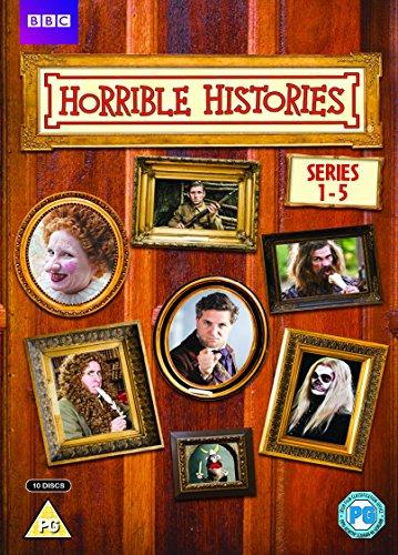 Series 1-5 Box Set