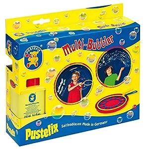Pustefix 420869580, Juego para Hacer Pompas de Jabón, 250 ml