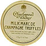 Charbonnel et Walker Milk Marc de Champagne Truffles 135 g