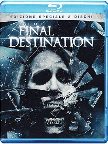 The Final Destination 1 DVD [Blu-Ray 3D] [Import]