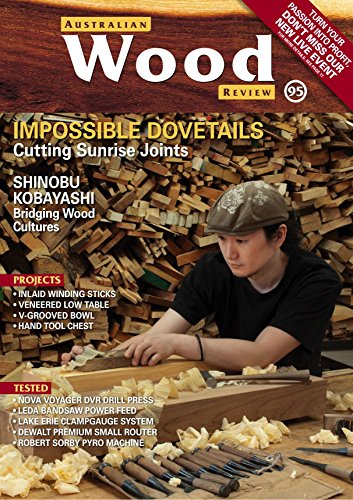 Wood Review: Impossible Dovetails (English Edition)